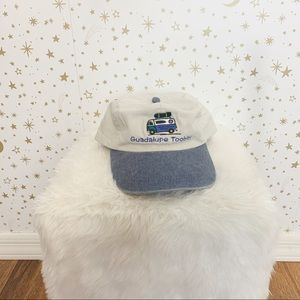 Vintage The Box Car | Guadalupe Toobin' Bus Hat